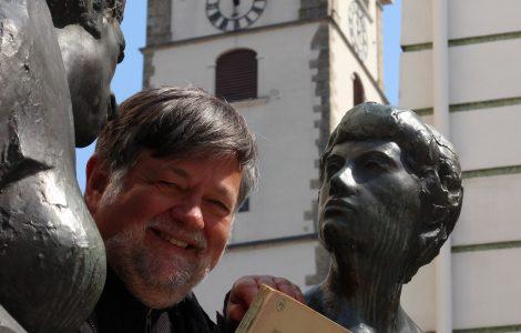Portrait Manfred Hartl